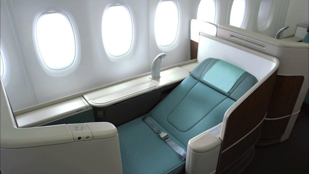 Korean Air First Class Duty Free Showcase Youtube