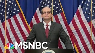 Acosta Makes Himself Look Worse With Defense Of Epstein Deal | Rachel Maddow | MSNBC
