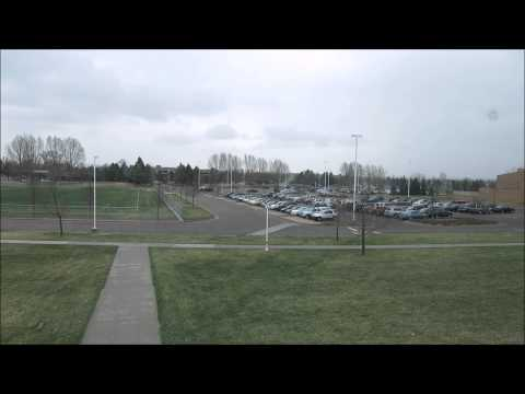 Timelapse of Fort Collins High School