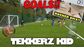 football my rocker bmx   a typical saturday vlog 2