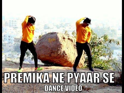 Premika Na Pyaar Se | Dance Video | Prabhu Deva | A.R.Rahman