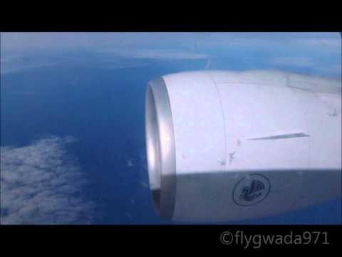 ORLY-PTP FULL Flight AF3520