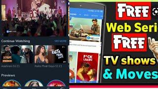 mx player,ashram web series,hello mini web series,komo app tech ,free web series,live news,movie,app
