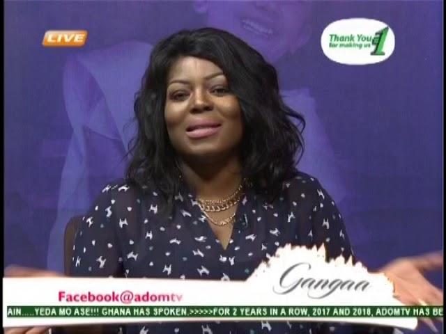 Gangaa Chat Room - Adom TV (18-2-19)