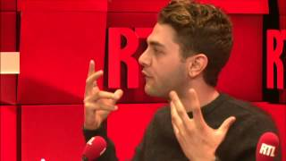 Xavier Dolan : L'invité du jour du 03/10/2014 - RTL - RTL