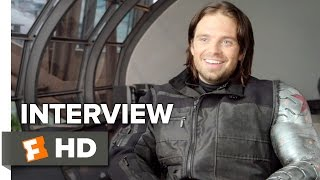 Captain America: Civil War Interview - Sebastian Stan (2016) - Action Movie HD