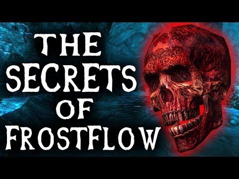 Skyrim - The Full Story of Frostflow Abyss - Elder Scrolls Lore