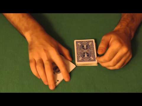 Видео: Фокусы с картами - Триумф - Обучение - Kaminskiy Vadim