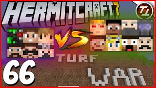 TURF WAR Showdown! - Hermitcraft 7: #66
