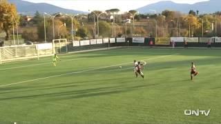 ONTV: Ternana U-Pescara Primavera (2-3) gol e intervista