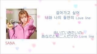 Download TWICE / LOVE LINE (日本語字幕) Mp3