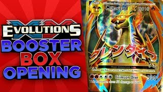opening my best xy evolutions booster box   pokemon cards