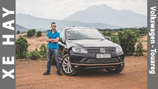 Đánh giá xe Volkswagen Touareg nhập Châu Âu giá 2,6 tỷ  XEHAY.VN 