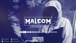 [FREE] Instru Rap Trap | Instrumental Rap Agressif/Lourd - MALCOM - Prod. by HEER BEATS