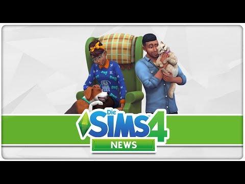 Alle Infos zum Create A Pet Modus | Die Sims 4 News #067