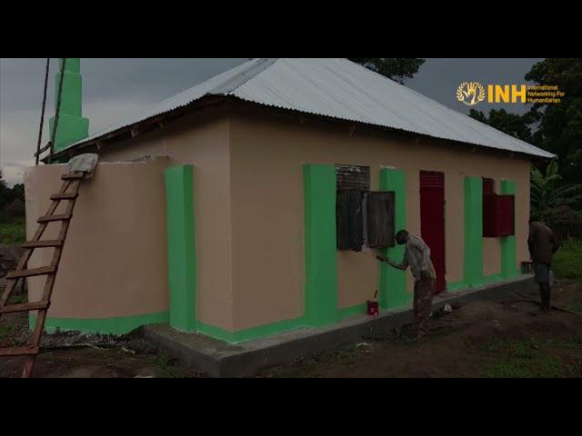 PROGRES PEMBANGUNAN FASILITAS WUDHU DI EMPAT MASJID WAKAF UGANDA