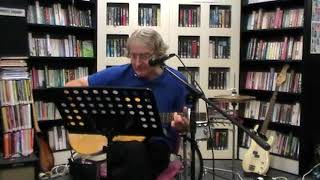 Stuff That Works by Alan Woodall at Gt Bridge Library Open Mic 17.5.18