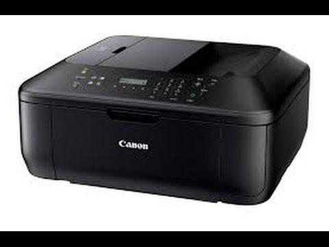 การซ่อมปริ้นเตอร์ CANON MX377 แก้ ERROR 5200,Check ink U 051