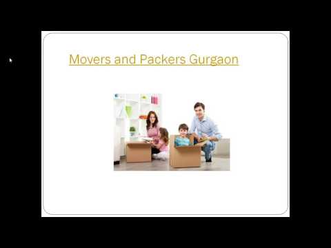 Household Packing & Moving Products Services in Gurgaon