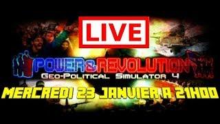 🔴 LIVE - Geopolitical Simulator 4 [FR] !