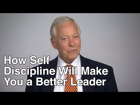 How Self Discipline Will Make You a Better Leader