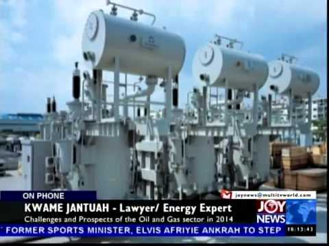 Oil & Gas Sector - Today's Big Story on Joy News (23-12-14)