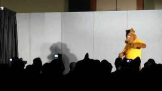 MFF 2009 Furry Variety Show - Leonard Nimoy