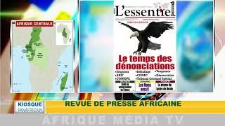 KIOSQUE PANAFRICAIN DU  01 04 2019