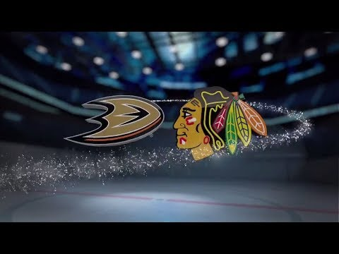 Anaheim Ducks vs Chicago Blackhawks - November 27, 2017 | Game Highlights | NHL 2017/18. Обзор матча