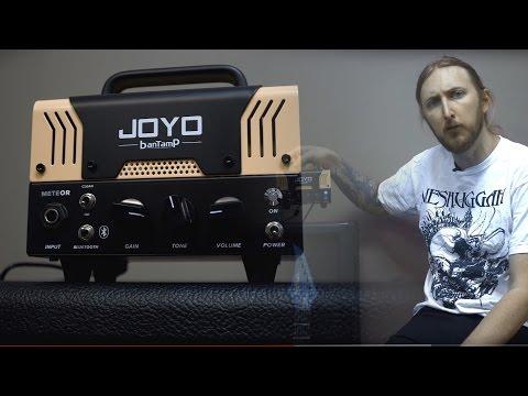 Joyo Meteor 20 W amplifier - METAL