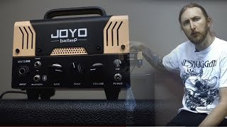 Joyo Meteor 20 W amplifier - METAL