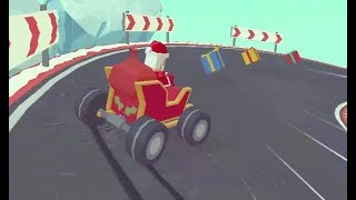3D MONSTER TRUCK - ICYROADS GAME LEVEL 6-7