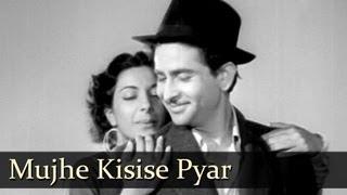 Mujhe Kisi Se Pyar Ho Gaya - Nargis - Raj Kapoor - Barsaat - Lata Hits - Bollywood Classic Songs