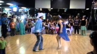 Zapateado en una boda al estilo Zacatecas