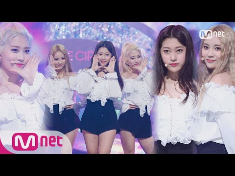 [LOONA/ODD EYE CIRCLE - Girl Front] Debut Stage | M COUNTDOWN 170921 EP.542
