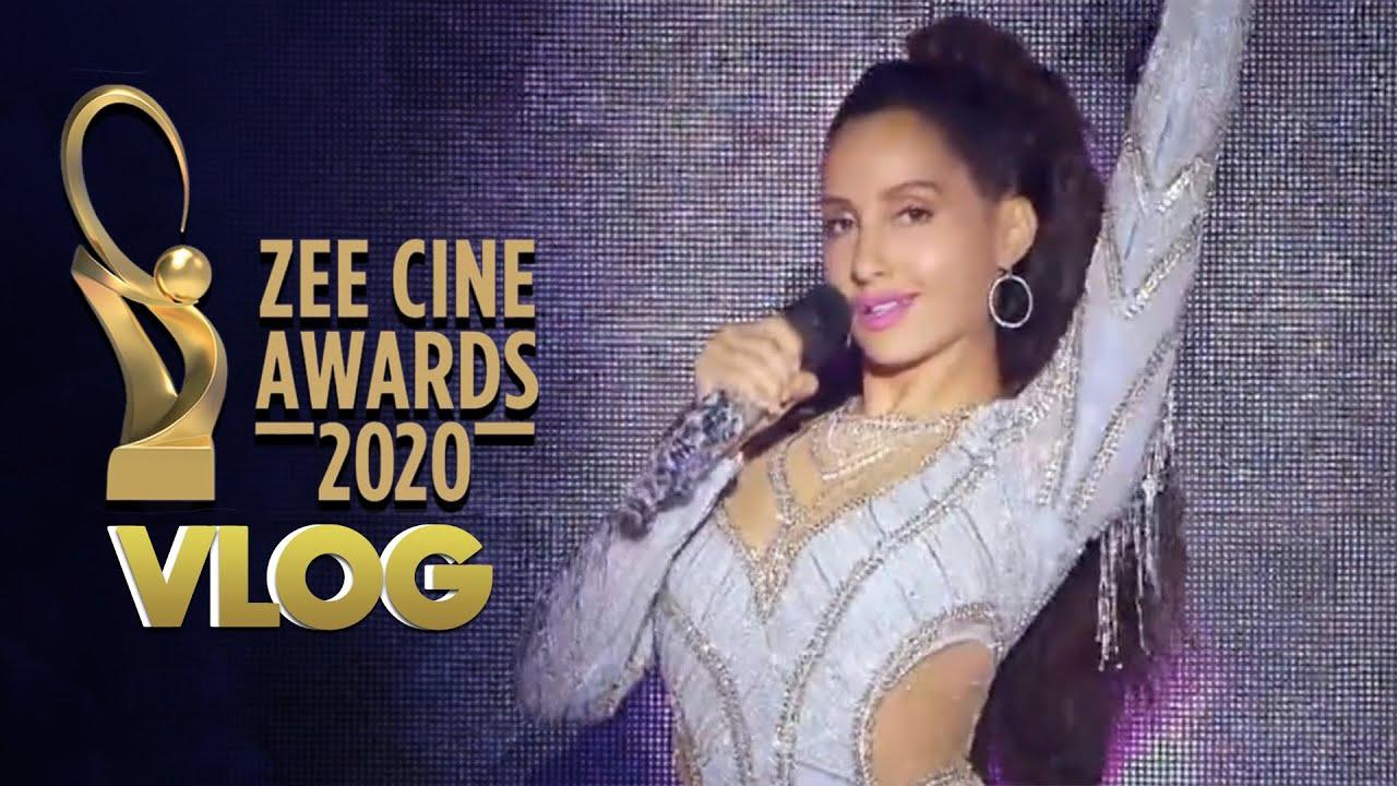 Download Nora Fatehi | Zee Cine Awards 2020 Vlog