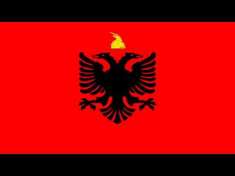 Bandera del Reino de Albania (1928-39) - Flag of the Kingdom of Albania (1928-39)