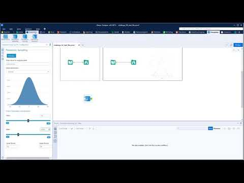 Alteryx weekly challenge week 141 - Examination Data Simulation Advanced Data Analysis