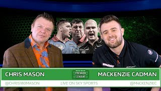 Premier League Darts Preview Show: Night One in Dublin | Four New Debutantes