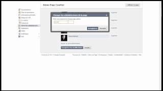 Comment ajouter un administrateur sur votre page Facebook