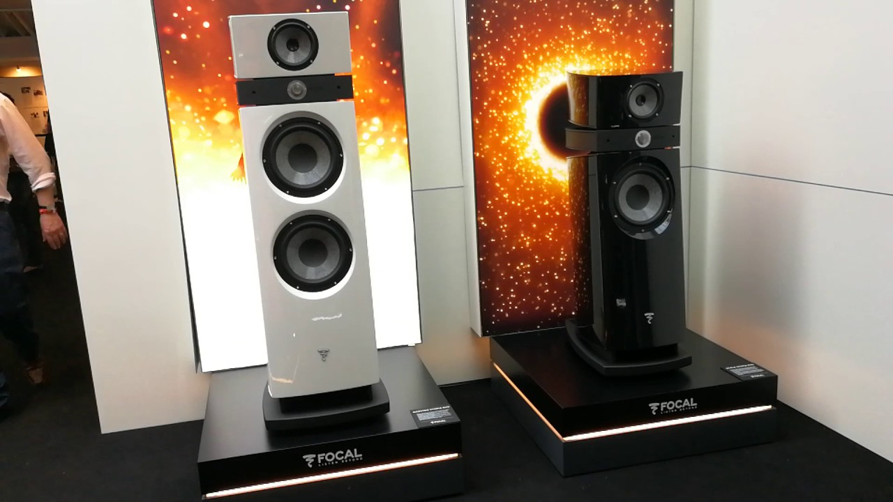 Focal Utopia III Evo Scala and Maestro loudspeakers and more