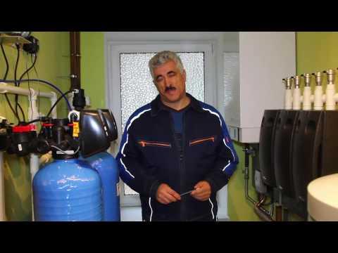Монтаж котельной 49 кВт под ключ
