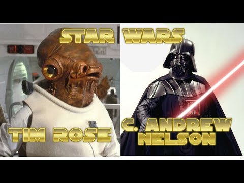 Star Wars | Tim Rose & C.A. Nelson Panel | StocktonCon 2017