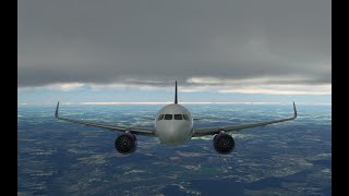 Microsoft Flight Simulator 2020 UUWW Внуково-UWUU Уфа FBW 0.6.0
