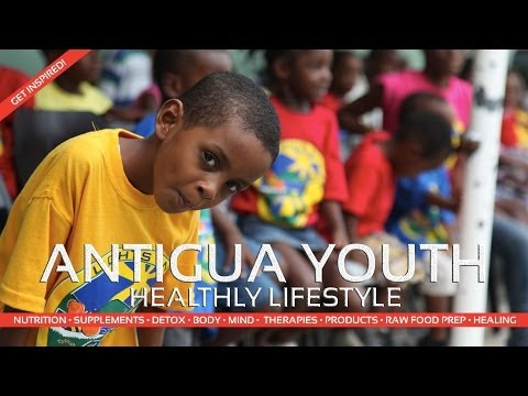 ANTIGUA YOUTH HEALTH, SCIENCE EDUCATION & LIFESTYLE INITIATIVE ◦ TONAMY & TOM WHITMIRE of LIVET.tv