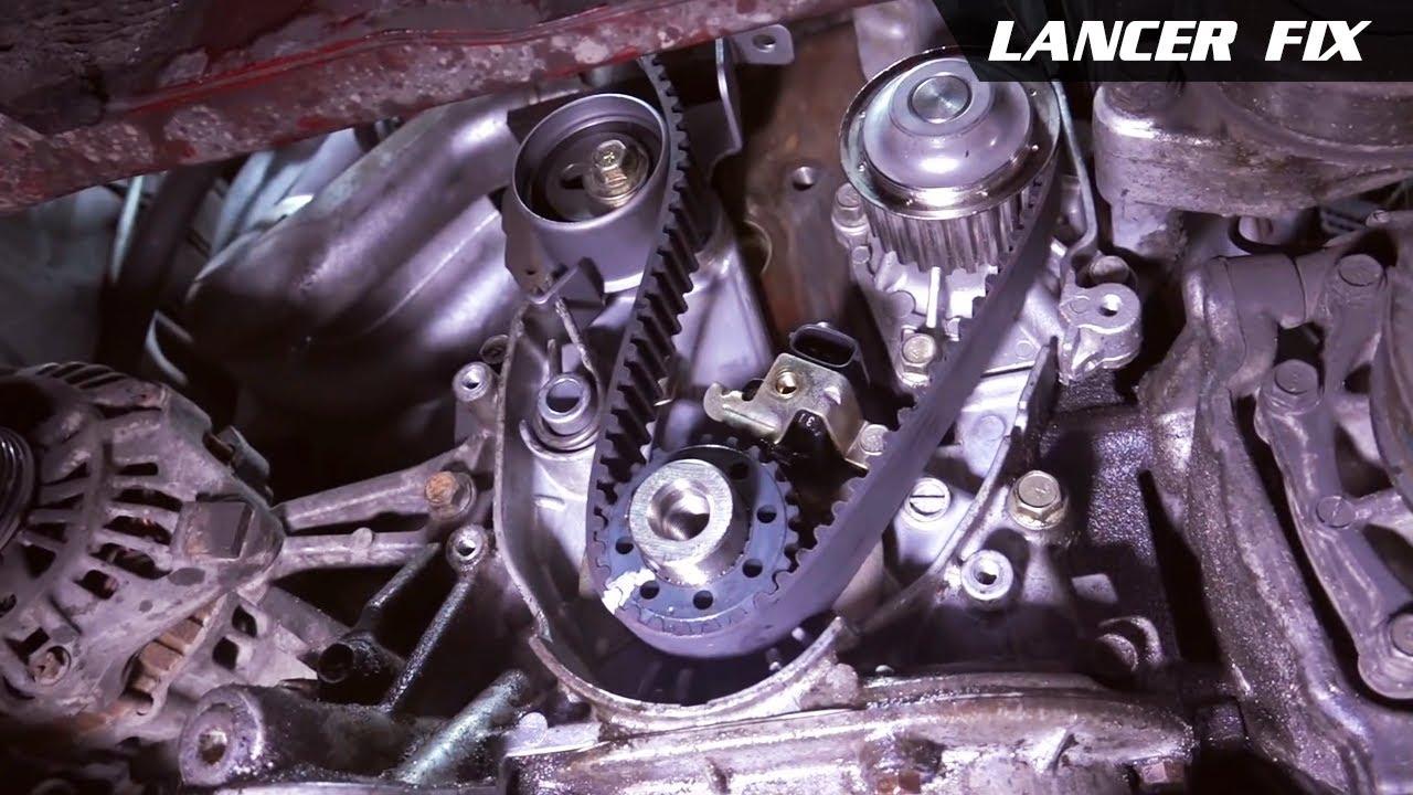 medium resolution of lancer fix 36 timing belt 4g94