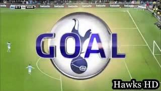 Manchester City Vs Tottenham 1 2 All Goals 2 14 2016 HD