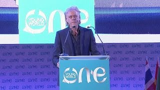 Paris attacks: Sir Bob Geldof says young people are the killers of Syria
