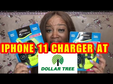 Dollar Tree Haul| Trick Off Tuesday| $1 IPhone 11 Charger🙀🙀|Hair Weave😳😳| PART 1