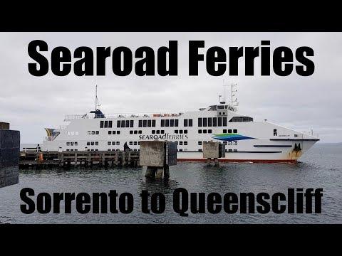 Searoad Ferries Sorrento to Queenscliff